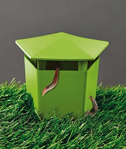 Verdemax 4528 Trappola Per Lumache In Box, Confezione da 2