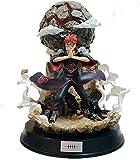 CHOCHO Figura Naruto: Pain Chibaku Tensei/Rikudō — Chibaku Tensei Anime Figura de acción Anime Modelo PVC - Puede emitir luz Los fanáticos del Anime Son la Primera opción para Regalos
