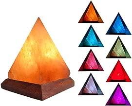 pyramid salt crystals