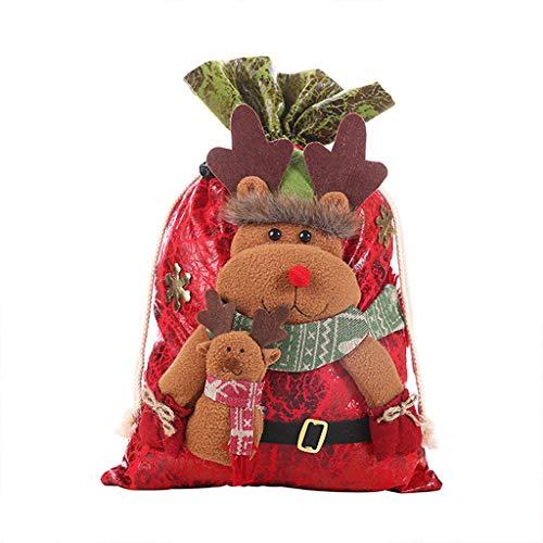 PFGO - Bolsa de regalo para Navidad