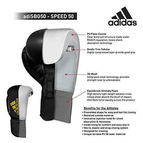 adidas Boxhandschuhe Speed 50 Abbildung 3