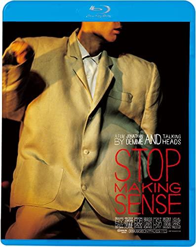 ストップ・メイキング・センス [Blu-ray]