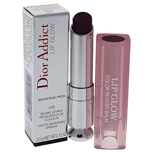 Dior Addict Lip Glow Color Awakening Lipbalm 3.5g, 006 Berry