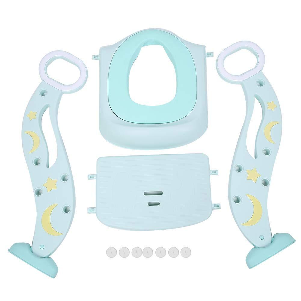 Baby Ranking TOP2 Potty Training Seat Folding trend rank Non‑slip Children Green P