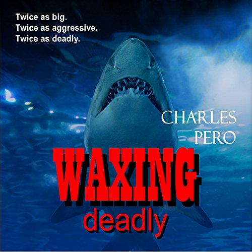 Waxing Deadly audiobook cover art