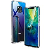 ESR for Huawei Mate 20 Pro Case, 9H Tempered Glass Back