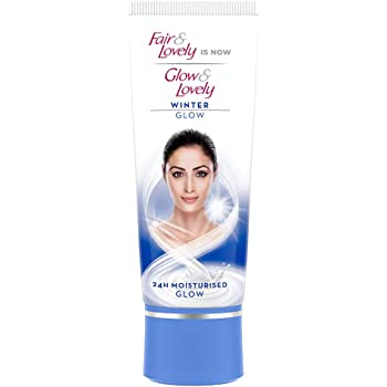 Glow & Lovely Winter Fairness Cream, 80g
