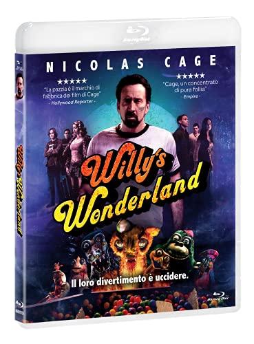 Willy'S Wonderland ( Blu Ray)