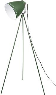 Lampadaire design trepied Mingle - H. 145 cm - Vert