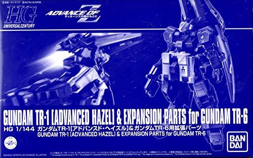 Bandai HGUC 1/144 Gundam TR-1 [Advanced Hazle] & Expansion Parts for Gundam TR-6