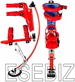 Esebiz Skyrunner Jumping Stilts Pogo Stilts Spring Stilts For kid Youth 88-132lbs/40-60kg