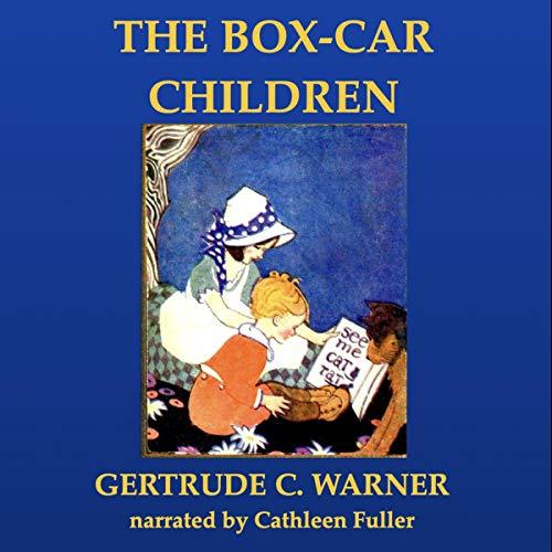 The Box-Car Children cover art