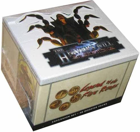 Legend Of The 5 Rings Card Limited time sale Game Heavens Box Will - Booster Super beauty product restock quality top