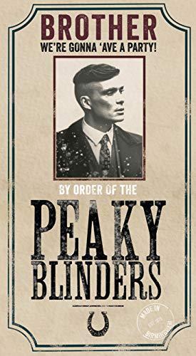 Peaky Blinders Brother Birthday C