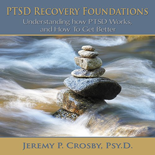 PTSD Recovery Foundations audiobook cover art