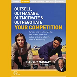 Outsell, Outmanage, Outmotivate, & Outnegotiate Your Competition (Live) audiobook cover art