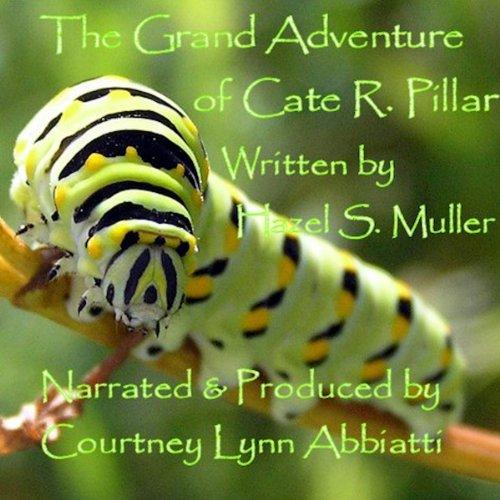 The Grand Adventure of Cate R. Pillar cover art