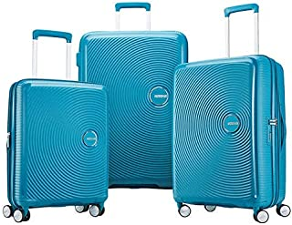 American Tourister Curio 3-Piece Hardside Spinner Travel Luggage Set