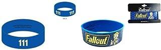 Fallout 111 and Fallout Vault Boy Wrist band set