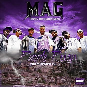 Purple Reign The Mixtape, Vol. 1