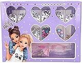 Depesche 11116 Perlenset für Armbänder mit Namen und Botschaften, TOPModel