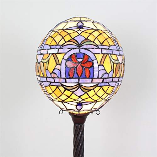 HDO 12 Zoll barocken Globus Stehlampe Atmospheric minimalistischen Home Sofa Tisch Wohnzimmer Schlafzimmer Studie Stehlampe