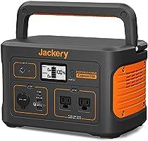 Jackery ポータブル電源・発電機・ポータブルバッテリーがお買い得