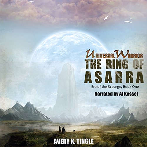 Universal Warrior: The Ring of Asarra audiobook cover art