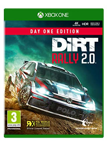 Dirt Rally 2.0 - Day One Edition/ Xbox One [