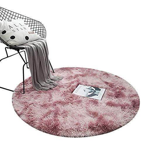 Alfombras De Habitacion Redondas Rosas alfombras de habitacion  Marca MJL