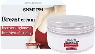 Breast Enlargement Cream Massage Enhancement Lifting Up Firming Lifting Up Enhancer Bust Up Enhance Nursing Sagging Firm Flat Small Postpartum Bigger Fuller Firmer Larger Moisturizing 100g
