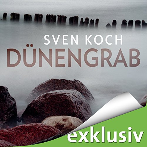 Dünengrab audiobook cover art