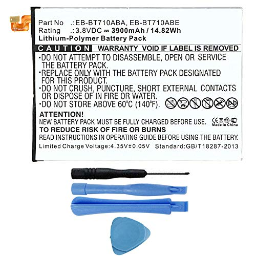 MPF Products EB-BT710ABE, EB-BT710ABA, EB-BT710ABC Battery Replacement Compatible with Samsung...