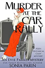 Murder at the Car Rally: 1920s Historical Cozy Mystery (An Evie Parker Mystery Book 3)