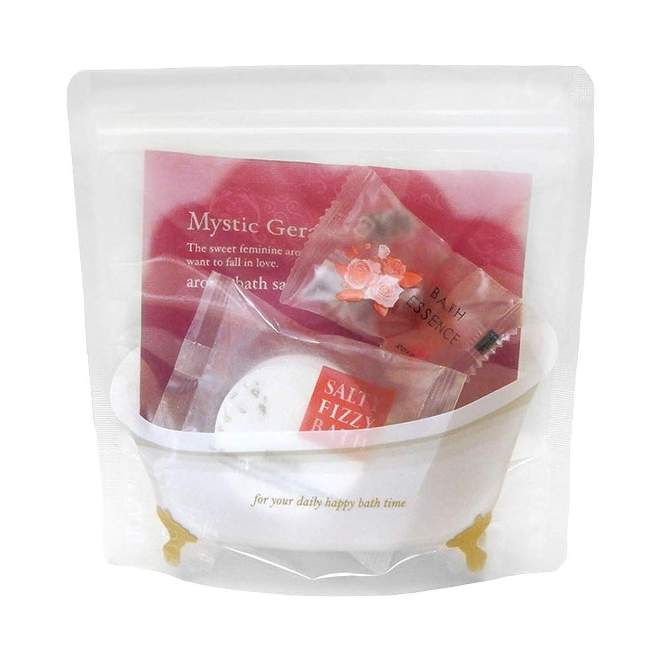 発掘する予防接種する正確さAroma de Bath Time(アロマ?デ?バスタイム) ピンク (1セット)