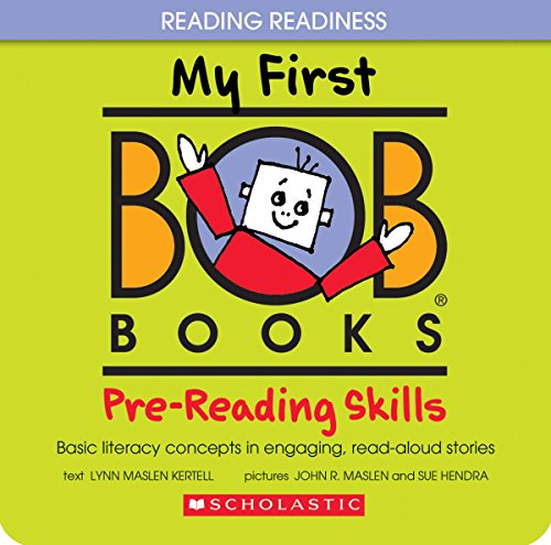 Compare Textbook Prices for My First BOB Books: Pre-Reading Skills Box Edition ISBN 0000545019222 by Kertell, Lynn Maslen,Maslen, John R.,Hendra, Sue