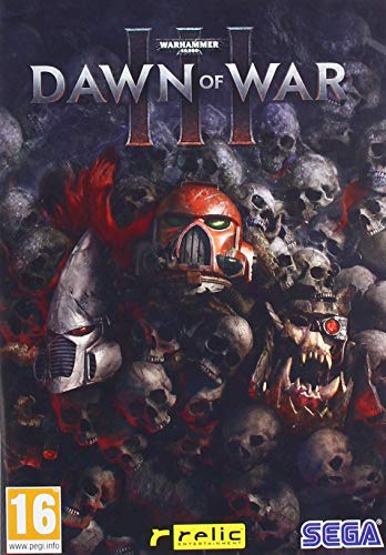 Warhammer 40.000 Dawn Of War III (PC DVD) (New)