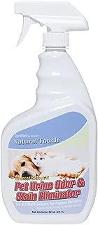 Nilodor C519-009 Pet Urine Odor and Stain Eliminator, 1 Quart