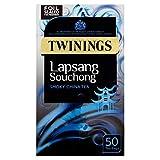 Twinings Lapsang Souchong Tee (Rauchtee) im Teebeutel 50 Beutel / 125g