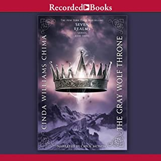 The Gray Wolf Throne audiobook cover art