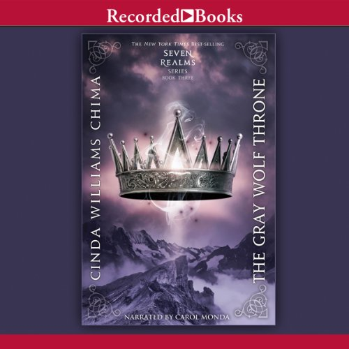 Page de couverture de The Gray Wolf Throne