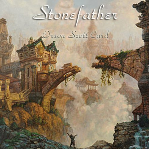 Stonefather audiobook cover art