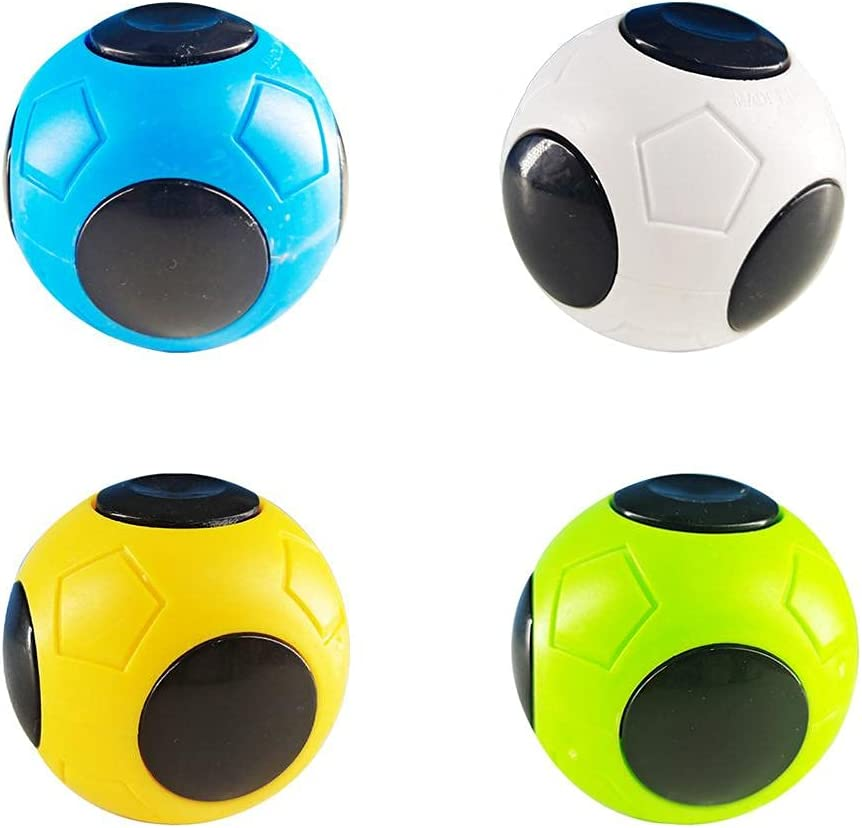 Be super welcome Free shipping on posting reviews DINAPENTS Finger Football Spinning Top Puzzle Fingertip Ball Toy