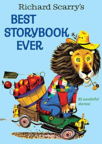 Richard Scarry's Best Storybook Ever (Giant Little Golden Book)の詳細を見る