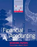 Financial Accounting: IFRS Edition: IFRS Edition Working Papers