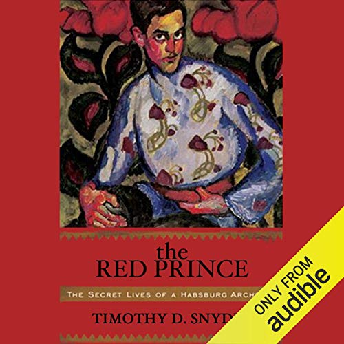 The Red Prince cover art