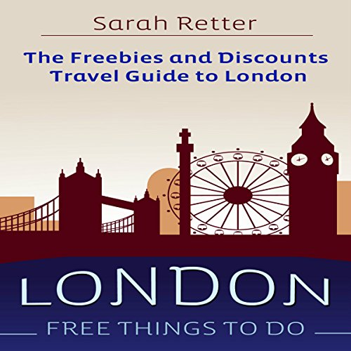 London: Free Things to Do audiobook cover art