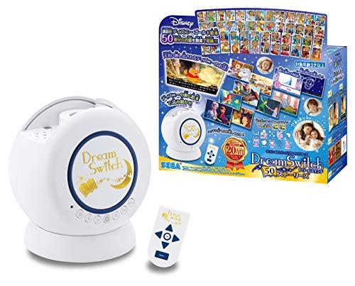 ディズニー&ディズニー/ピクサーキャラクターズ Dream Switch(ドリーム スイッチ)50ストーリーズ