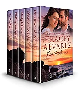 Due South Boxed Set: 5 Small Town Romances (Stewart Island Series Book 12) by [Tracey Alvarez, Sunset Rose Books]