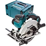 Makita 821551-8 DSS611Z 18V li-ion LXT Circular Saw with Type 3 Case, 18 V